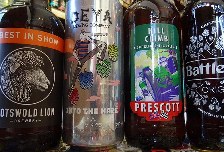Cheltenham-Beers